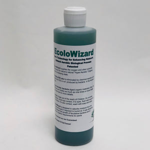 EcoloWizard 1 PINT - Super Concentrate Liquid Product