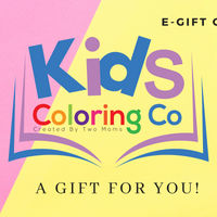 KIDS COLORING CO E-GIFT CARD