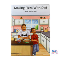 Making Pizza With Dad
