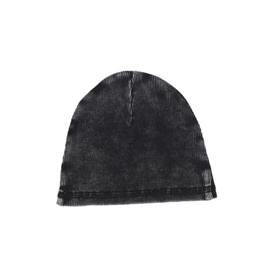 Analogie Denim Wash Beanie - Black Wash
