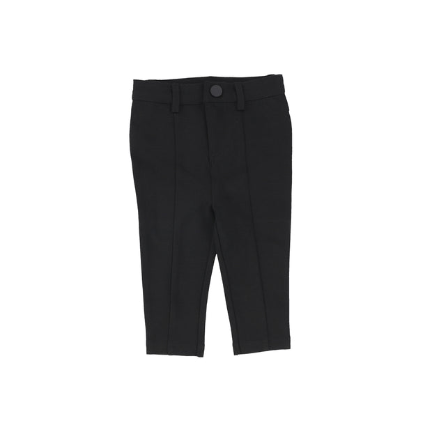 Lil Legs Knit Pants - Black AW20