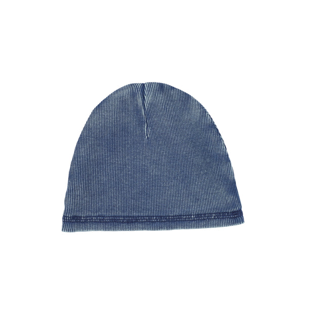 Analogie Denim Wash Beanie - Blue Wash