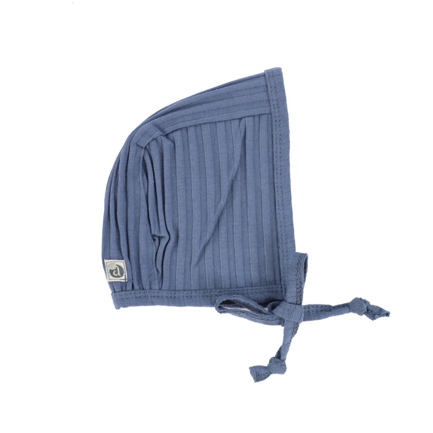 Analogie Wide Rib Bonnet - Deep Blue