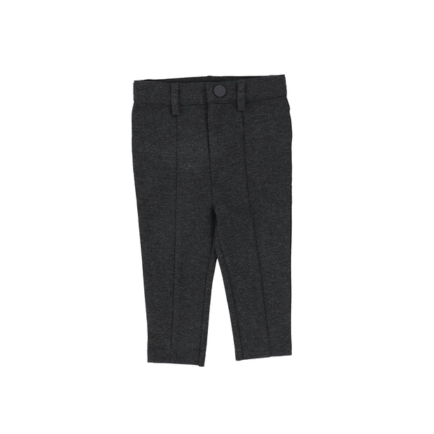 Lil Legs Knit Pants - Heather AW20