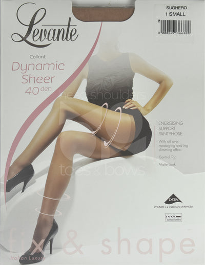 Levante Dynamic Sheer 40 Denier Stockings