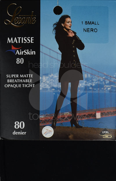Levante Matisse Airskin 80 Denier Comfort Band Tights