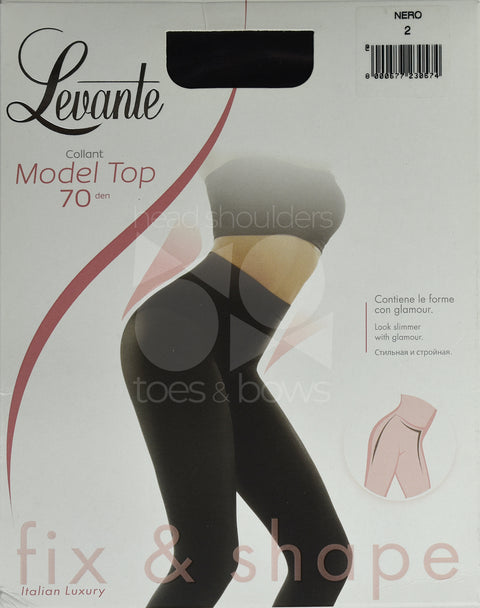 Levante Model Top 70 Denier Control Tights