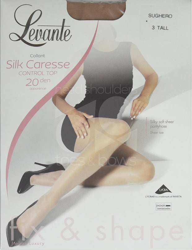 Levante Silk Caresse 20 Denier Stockings