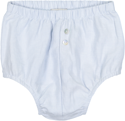 Analogie Linen Bloomers - Light Blue