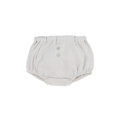 Analogie Linen Bloomers - Light Grey