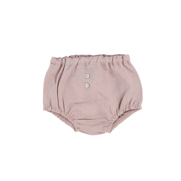Analogie Linen Bloomers - Mauve