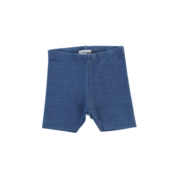 Lil Legs Shorts - Midwash
