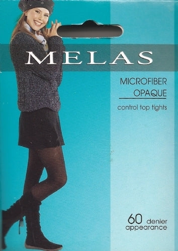 Melas Microfiber Opaque Control 60 Denier Tights AT-636