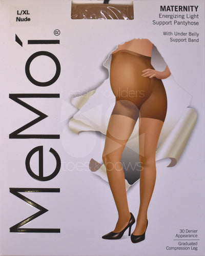 Memoi Maternity Light Support 30 Denier Stockings MA-403