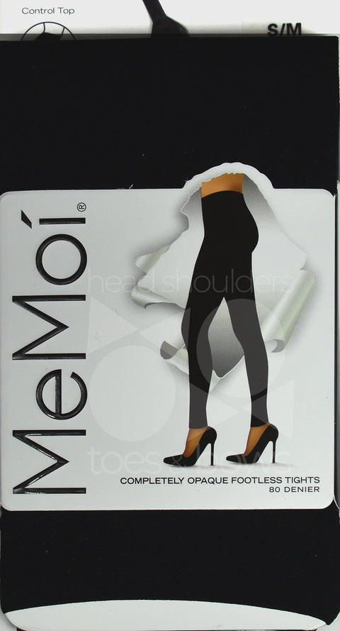 Memoi Ladies Footless Leggings MO-343