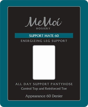 Memoi Support Mate 60 Denier Stockings MS-635