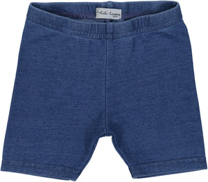 Lil Leggs Shorts - Denim Colors