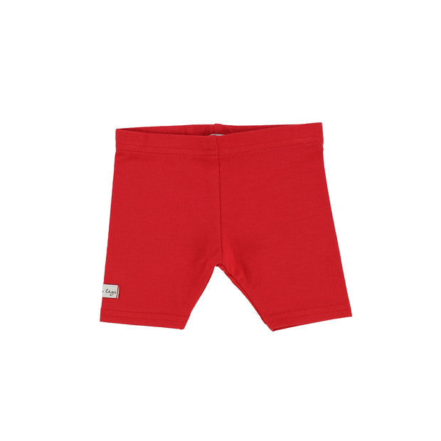 Lil Legs Shorts - Red