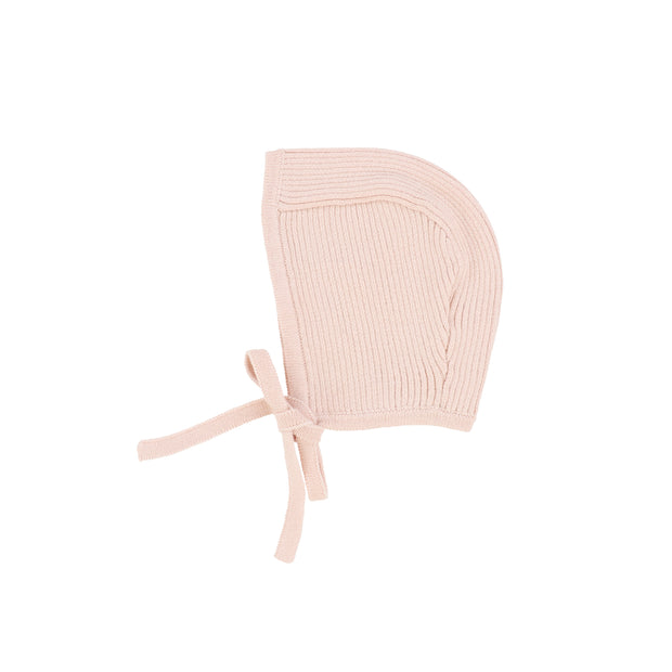 Lillette Knit Bonnet - Soft Pink