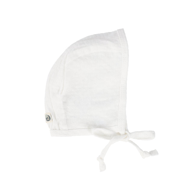 Analogie Pointelle Bonnet - Winter White