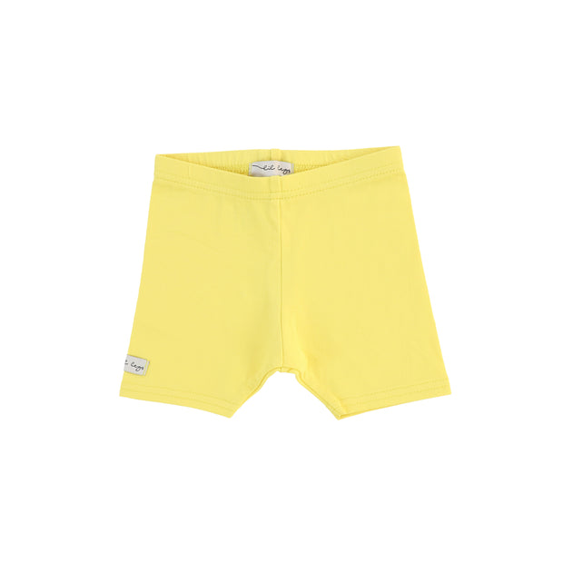 Lil Legs Shorts - Yellow