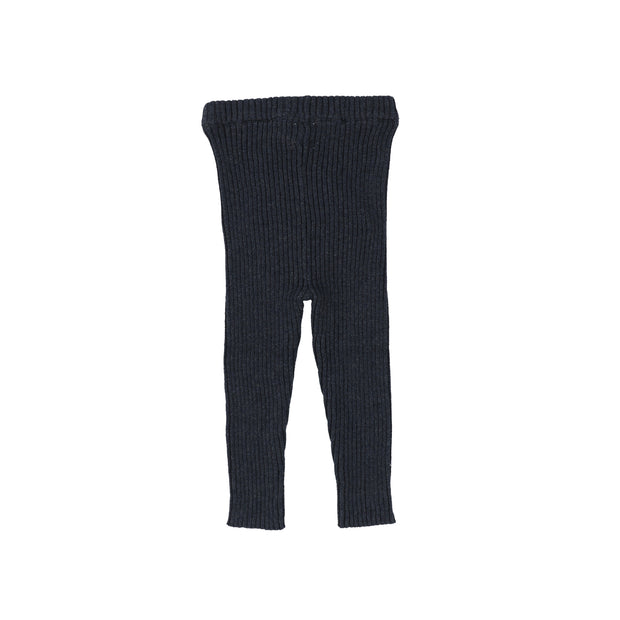 Analogie Knit Long Leggings - Indigo AW20