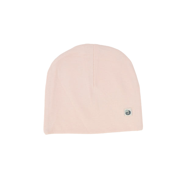 Analogie Cotton Beanie - Soft Pink AW20
