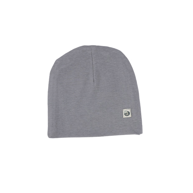 Analogie Cotton Beanie - Soft Grey AW20