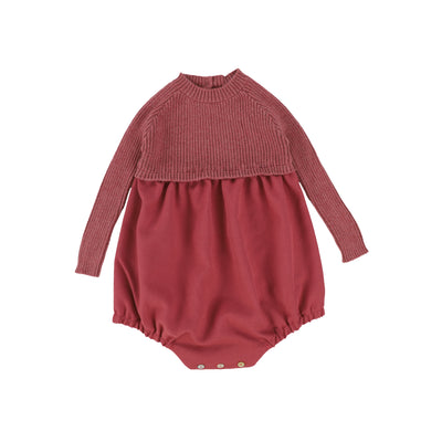 Analogie Knit Bubble - Mauve AW20