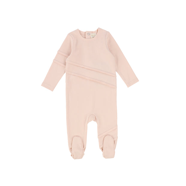 Analogie Cotton Footie - Soft Pink AW20
