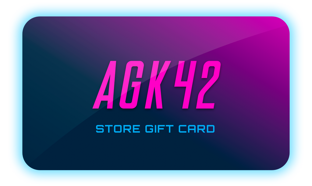 AGK42 Digital Giftcard