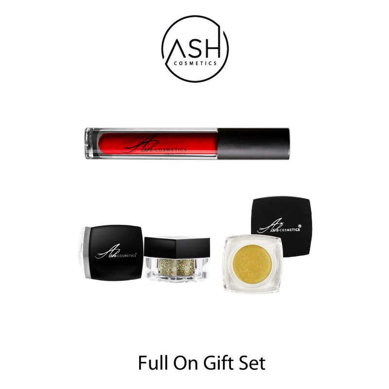AshcosmeticsAsh Cosmetics Full On Gift Set