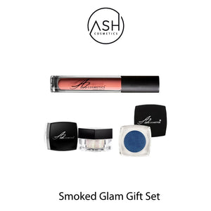 AshcosmeticsAsh Cosmetics Smoked Glam Gift Set