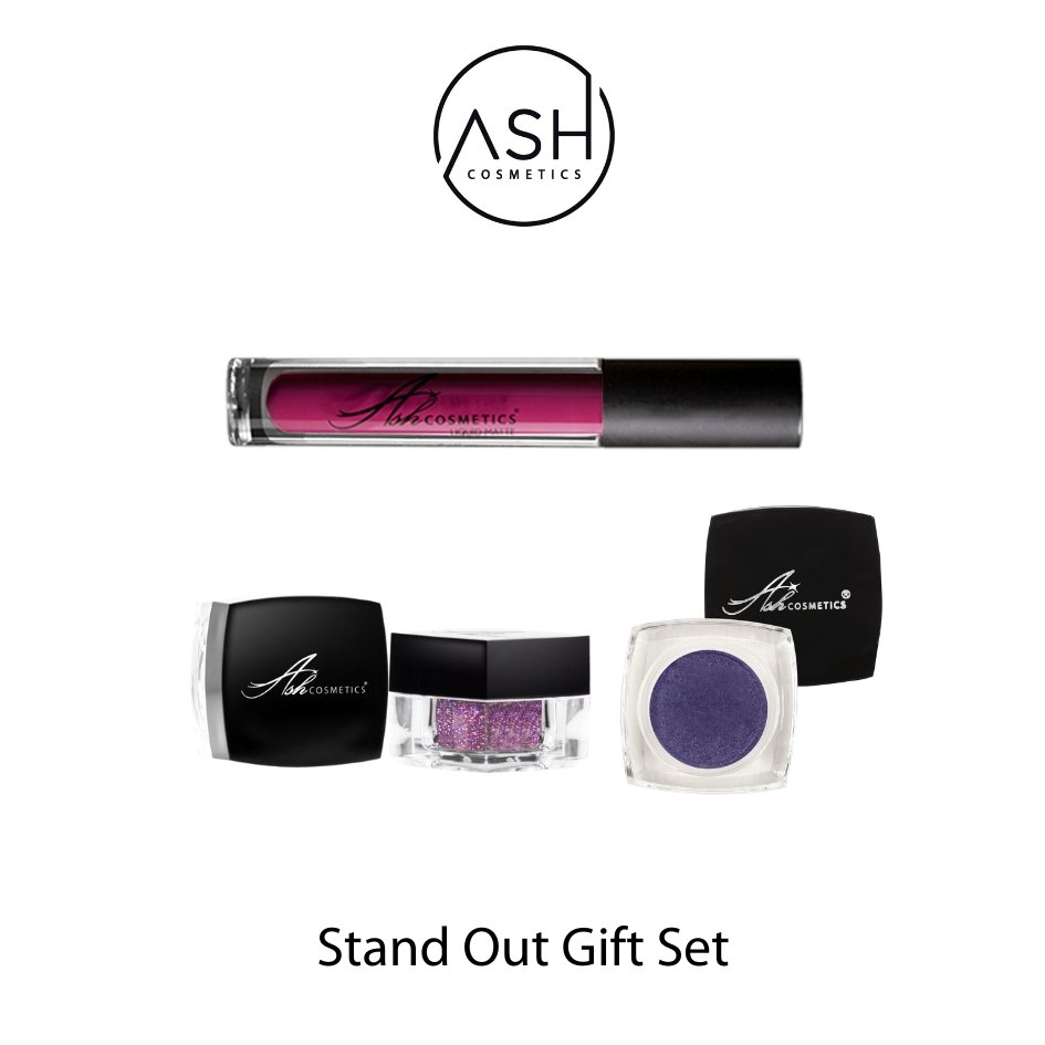 AshcosmeticsAsh Cosmetics Stand out glam Gift Set