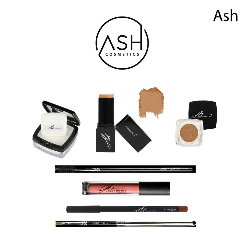 AshcosmeticsMake-up Home Kit Ash