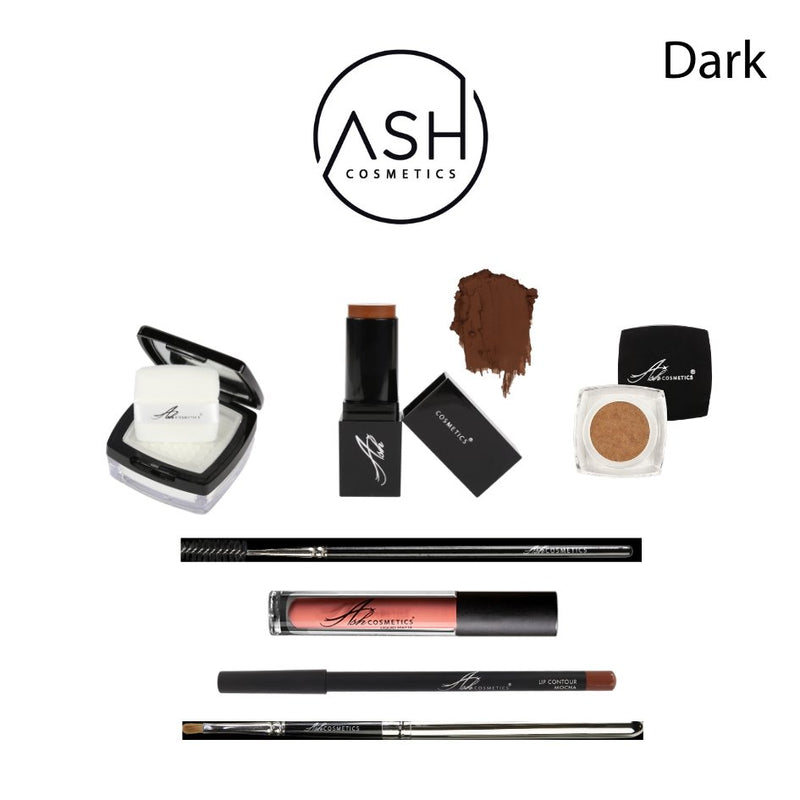 AshcosmeticsMake-up Home Kit Dark