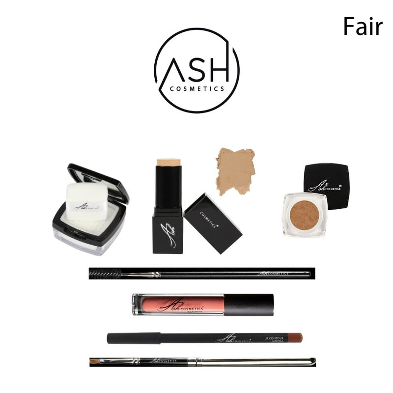 AshcosmeticsMake-up Home Kit Fair