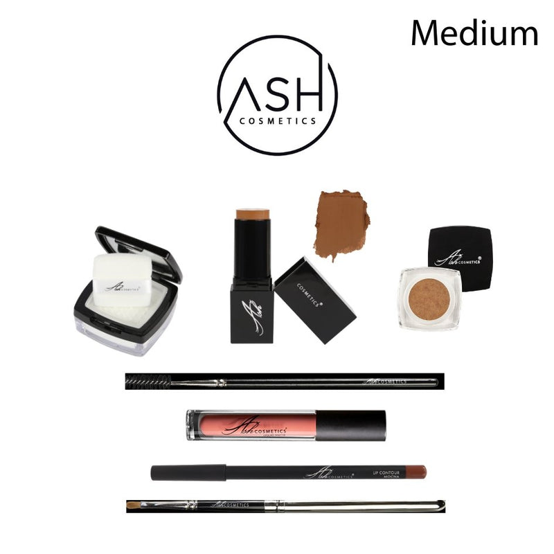 AshcosmeticsMake-up Home Kit Medium