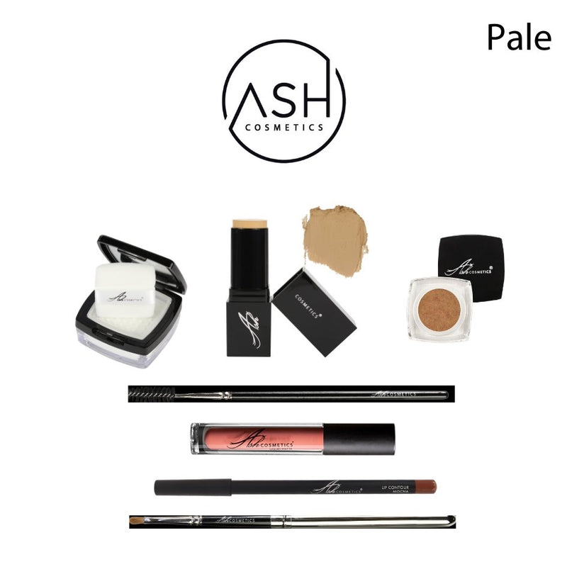 AshcosmeticsMake-up Home Kit Pale
