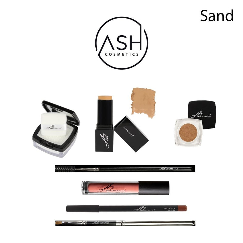 AshcosmeticsMake-up Home Kit Sand