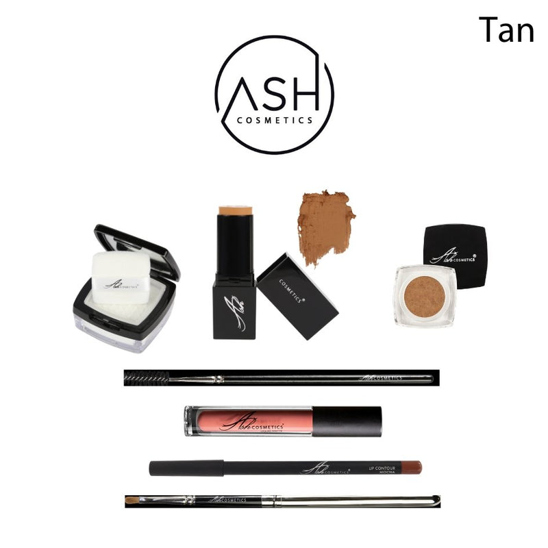 AshcosmeticsMake-up Home Kit Tan