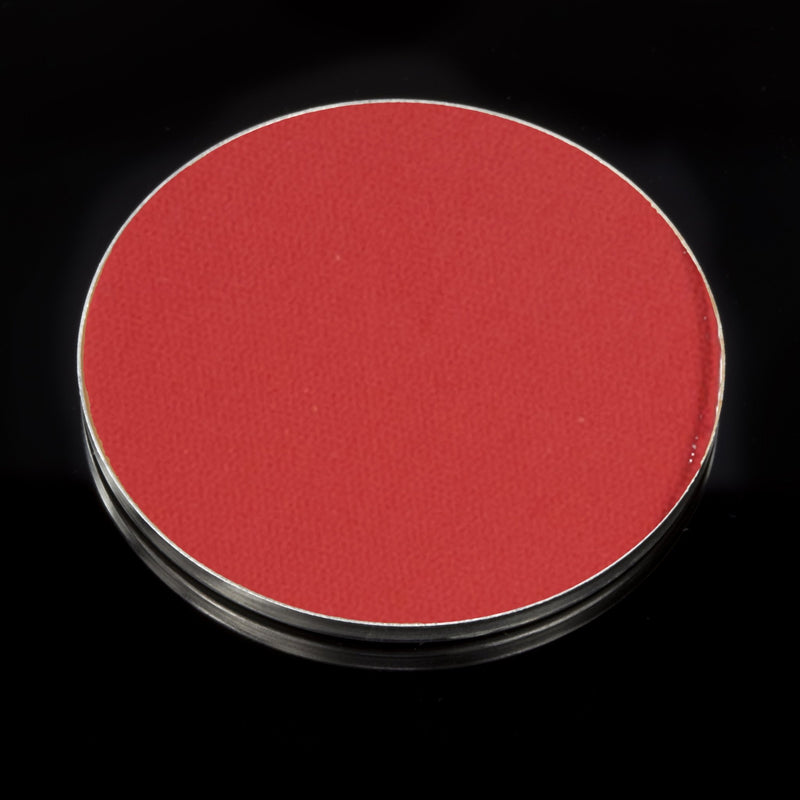 Blusher Pans Shade - Tangy Orange - Ashcosmetics