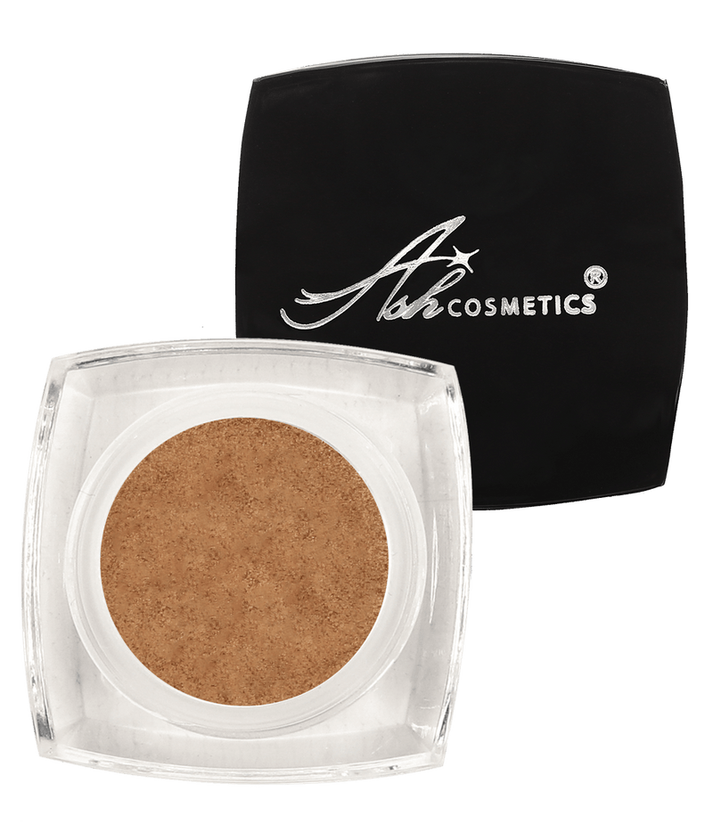Cream Eye Shadow Glamour Pot Shade Light Smoked Topaz - Ashcosmetics