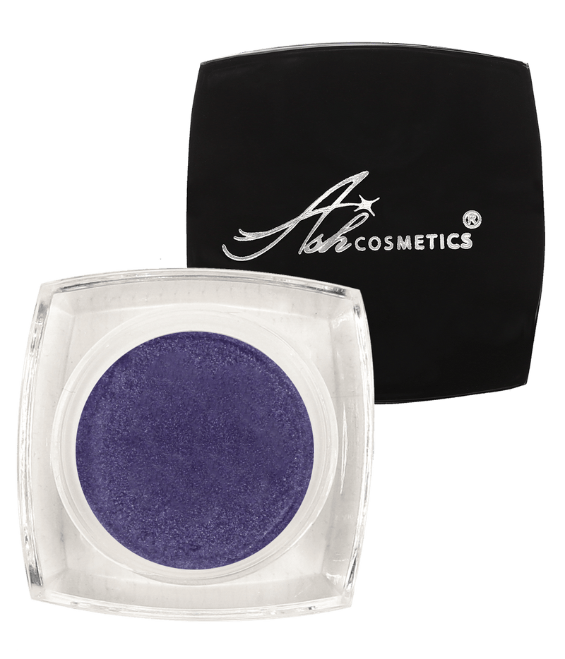 Cream Eye Shadow Glamour Pot Shade Purple Velvet - Ashcosmetics