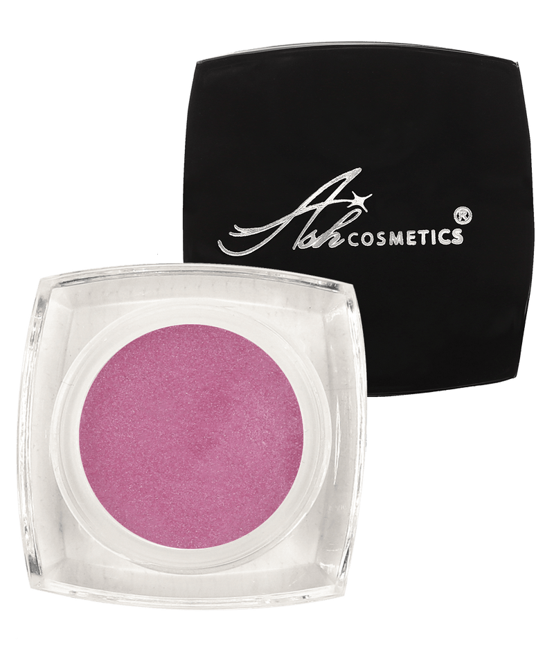 Cream Eye Shadow Glamour Pot Shade Rose - Ashcosmetics
