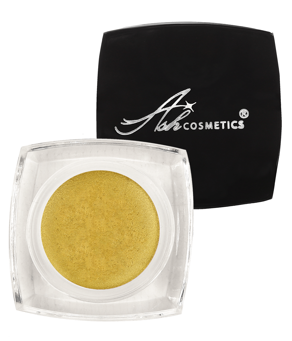 Cream Eye Shadow Glamour Pot Shade Topaz - Ashcosmetics