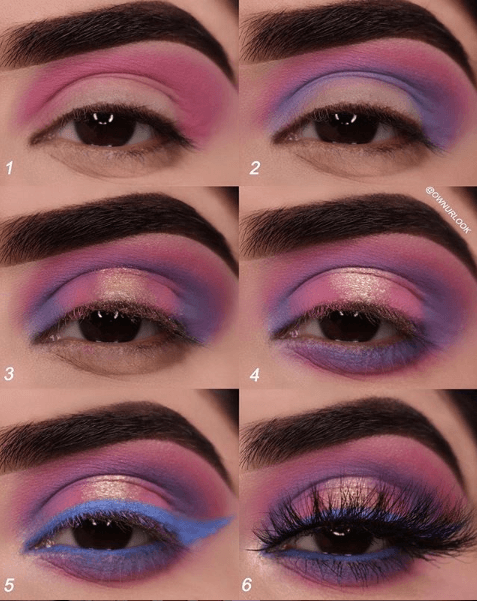 AshcosmeticsLong-wear HD Gel liners Shade Dark Sapphire