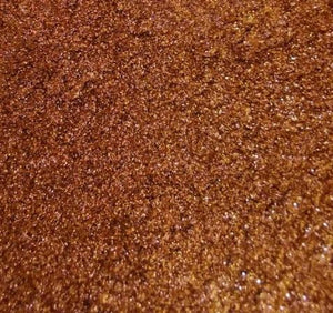 NEW Rose-Gold Confetti Pigment - Ashcosmetics