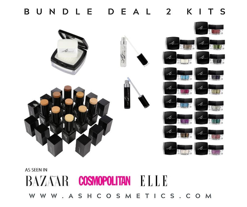 AshcosmeticsPRO - 2 KIT BUNDLE DEAL