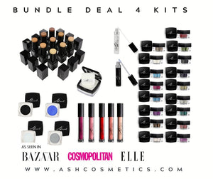 PRO - 4 KIT BUNDLE DEAL - Ashcosmetics
